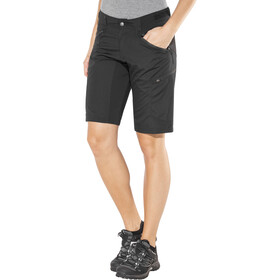 Lundhags Makke Pantalones cortos Mujer, black